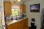 1 bed - kitchen