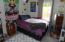 1 bed - bedroom