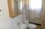 Kitchen unit bathroom