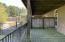 2nd level deck / side yard