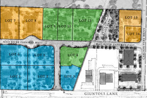 1400 Giuntoli (Lot 3) Lane, Arcata, CA 95521