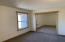 west bedroom, new carpet