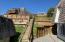 stairway to upper terrace-duplex