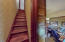 The Magdalena Zanone Home Stairwell to 3rd Floor
