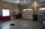 Amazing Spaces sealed the garage floor