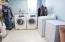 Sprinkler Room, Sump Pump and Radon System