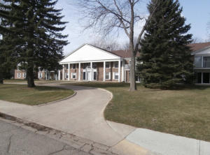 Huron's Stately Residence for Seniors with a Secured Entrance