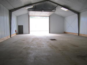 Many Updates - New Insulation, New Sheeting, New Insulated Door