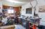 Heated workshop space