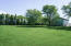 Large Backyard space with Beautiful trees!