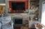 Beautiful Built ins & Gas Fireplace!