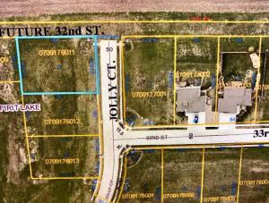 3202 Jolly Court, Lot #8, Spirit Lake, IA 51360
