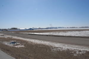 View Facing Southwest - All three lots