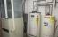 Furnace and two water heaters