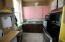 Kitchen 1 br apt.