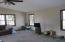 NE corner of Living Room