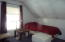 Upstairs bedroom / West unit
