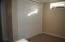 Closet in Bonus Room.