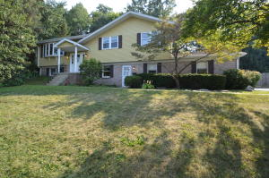 Built in 1975 this 5BD reverse gable bi-level offers fenced yard, economical propane heat and an oversized heated and air conditioned sideload two car garage.
