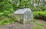 A greenhouse to show off your green thumb. Grow your own vegetables, flowers, or herbs.