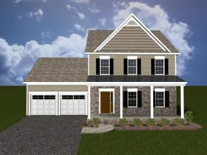 401 WENDOVER WAY, LOT 21 SHEFFIELD, LANCASTER, PA 17603