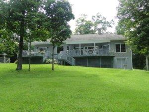 Beautiful custom-built home on 7 acres