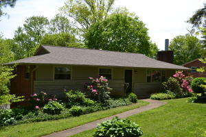 Front View-Beautiful Established Lot