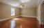 Bedroom #2 Is Very Spacious w/All Hardwoods, Individual Bath & Walk-In Closets