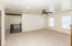 Spacious bonus room is located on second level and provides extra entertaining space