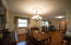 Formal Dining Room from Kitchen