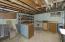 Extra Storage/workshop in basement