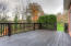 Overlooking farm and 1 acre landscaped lot.