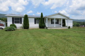 2bedroom/2bath mobile home on permanent foundation situated on 2.5 acres