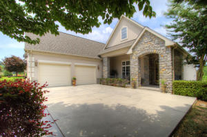 Beautiful stone and stucco exterior plus a convenient 2-car garage side entry.