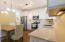 Stainless Appliances & Thomasville cabinets