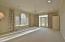master suite with doors to deck
