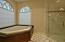 jetted tub and new walk in shower