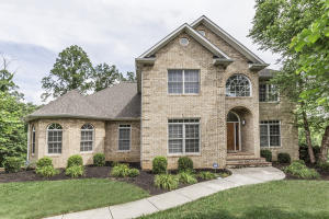 2 Story all brick home with full finished basement