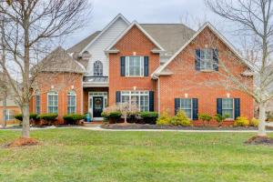Immaculate brick home