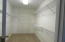 Huge Walkin Closet in the master bathroom