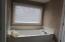 Master Bathroom jacquzzi tub