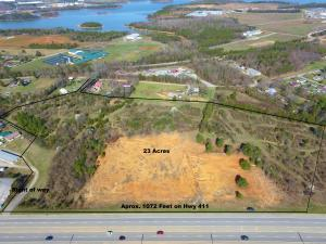 Hwy 411 22 Ac, Vonore, TN 37885