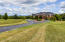 Situated on appx. 21.12 beautiful acres with gated entry