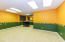 Green Bay Packers room (basement)