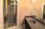 Steam shower w/ sink