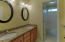 Bathroom 3 - granite counters, updated lighting and mirrors
