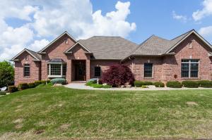 All Brick Custom Home