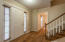 Freshly painted with nice hardwood floors