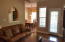 FAMILY ROOM WITH PASS THRU TO KITCHEN