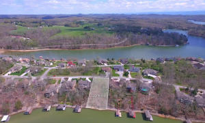 Fantastic opportunity to own great lake frontage in Toqua Coves